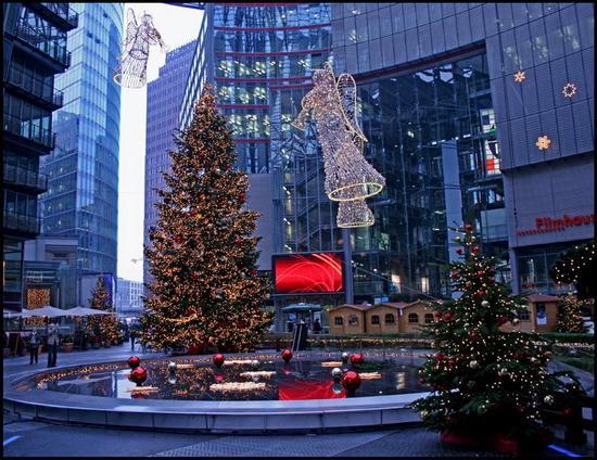 Міста світу на різдво та новий рік